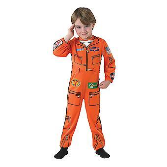 Stoffige vlucht plan originele kids kostuum kostuum
