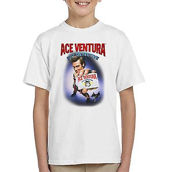 Ace Ventura Pet Detective ID Card Kid es T-Shirt