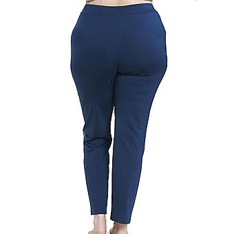 Rosch 1194542-11726 Women's Curve Denim Blue Pyjama Pant