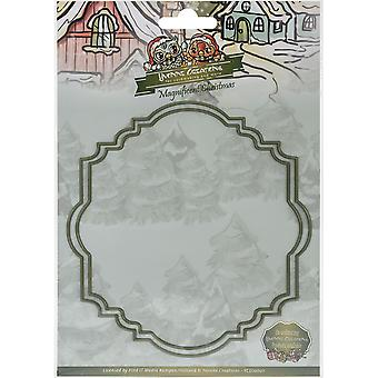 Find It Trading Yvonne Creations Magnificent Christmas Die-Frame YCD10001