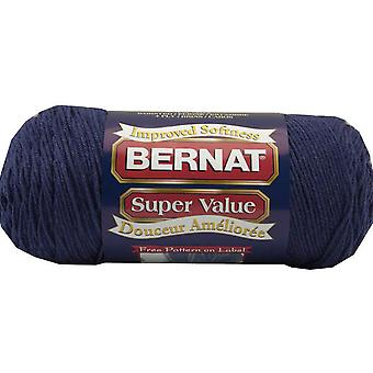 Super Value Solid Yarn Denim Heather 164053 53114