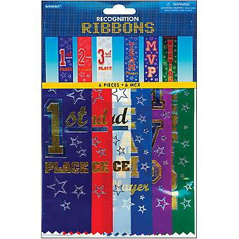 Recognition Ribbons 7 1 2