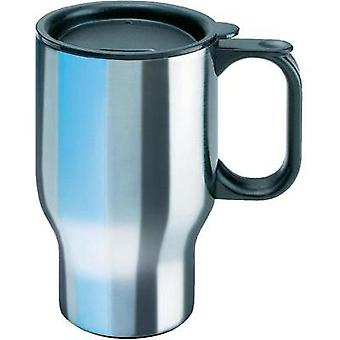 Thermos travel mug Isosteel Autobecher 0,4 l Stainless steel (polished) 400 ml VA-9558