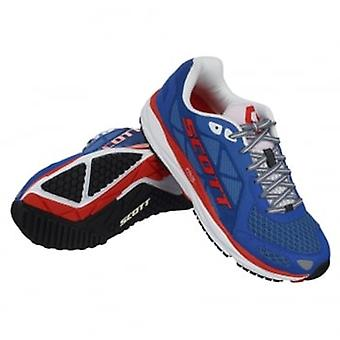 Palani Trainer Blue/Red Mens