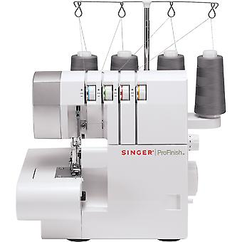 Singer Serger Overlock Machine-White W/Gray Accents 14CG754