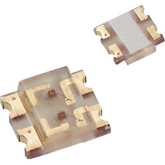 SMD LED 3225 Red 15 mcd 160 ° 20 mA 1.7 V LUMEX