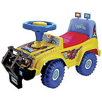 Dimasa Walker Car 4X4 (Toys , Preschool , Babies , Baby Walkers)