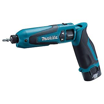 Makita Td021Dse In-Line Pencil Impact Driver 7,2V