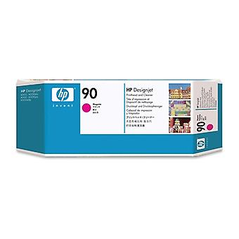Hp 90 Magenta Printhead & Cleaner (Original)