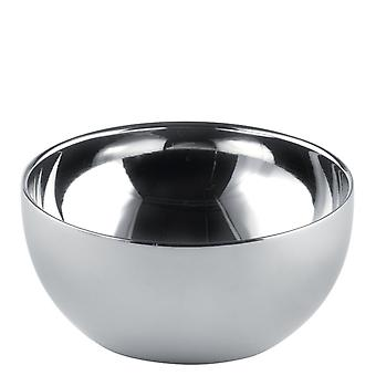 Alessi Bowl DOUBLE polished stainless steel DUL02/12 (2 pieces)