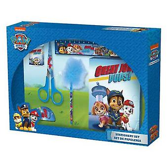 Import Stationery Box 6 Pieces Paw Patrol