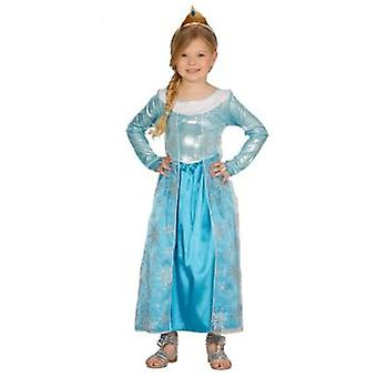 Import Ice Princess costume Children 3-4 years (Trajes)