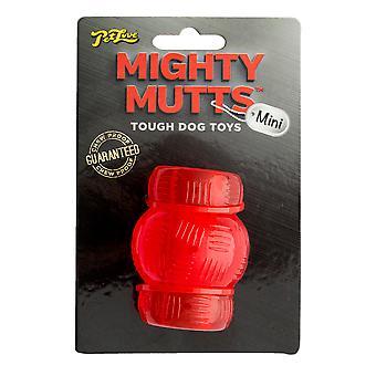 Petlove Mighty Mutts Mini Barrel (Pack of 3)