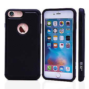 32nd Shock Proof Case + stylus for Apple iPhone 7 / iPhone 8 - Black