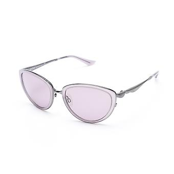 Moschino Women's Cat Eye zonnebril paars