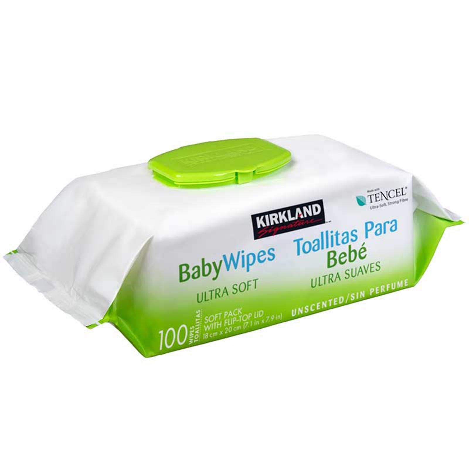 Kirkland Signature Baby Wipes Ultra Soft Pack of 900