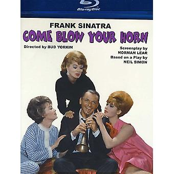 Kommer Blow Your Horn (1963) [BLU-RAY] USA importerer