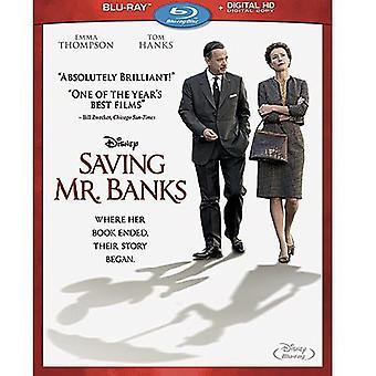 Saving Mr. Banks [BLU-RAY] USA import