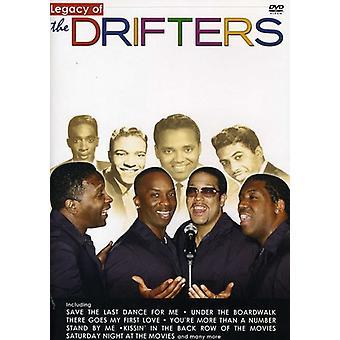 Drifters - arven fra Drifters [DVD] USA importerer