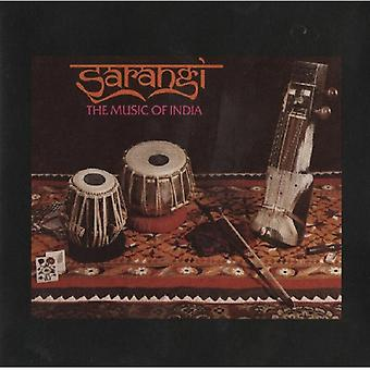 Ustad Sultan Khan - Sarangi: The musik af Indien [CD] USA import