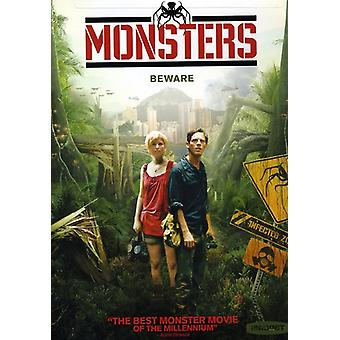Monsters [DVD] USA import