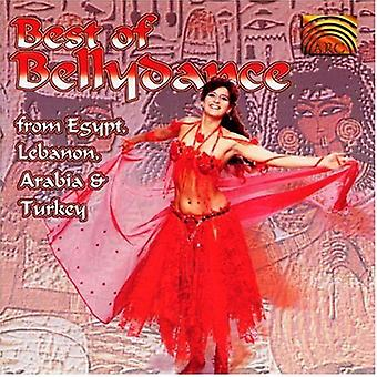 Best of Bellydance From Egy - Best of Bellydance: Egypt Leb [CD] USA import