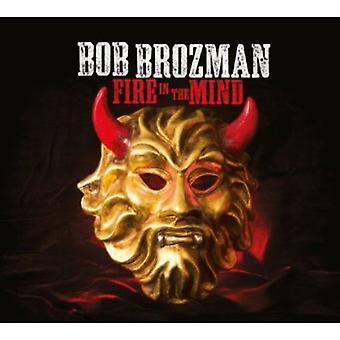 Bob Brozman - brand i sindet [CD] USA importerer