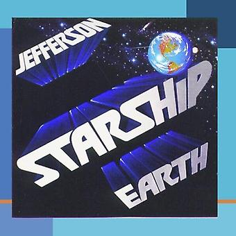 Jefferson Starship - Earth [CD] USA import