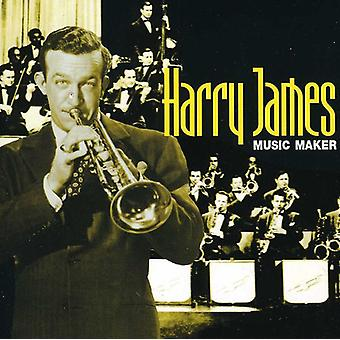 Harry James - Music Maker [CD] USA import