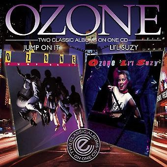 Ozone - Jump on It/Lil Suzy [CD] USA import