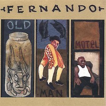 Fernando - gamle mand Motel [CD] USA importerer