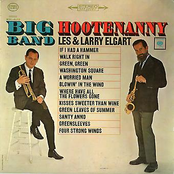 Larry Elgart & Les - Big Band Hootnanny [CD] USA import
