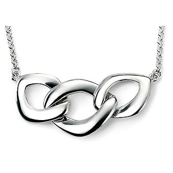 925 Silver Plated Rhodium Necklace Trend