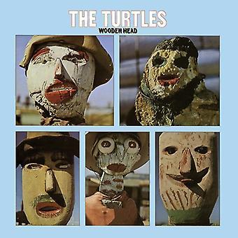 Skildpadder - træ hoved [CD] USA importerer