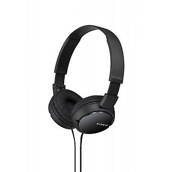 Sony MDR-ZX110AP of Foldable Headphones Headphone with control black