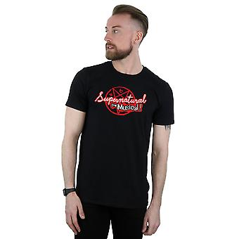 Supernatural Men's The Musical T-Shirt