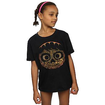 Disney Girls Coco Miguel Face T-Shirt