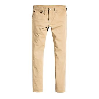 Levi's 511 Slim Fit Chinos (Harvest Gold Bistr)