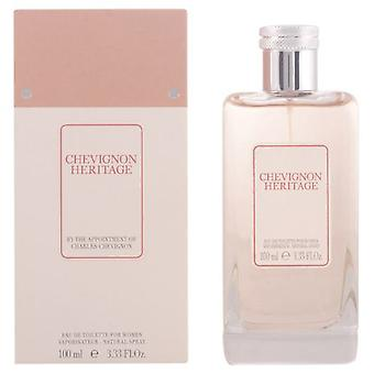 Chevignon Heritage For Women Edt Vapo 100 Ml (Woman , Perfume , Women´s Perfumes)