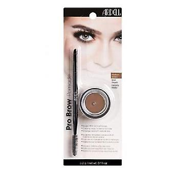 Ardell Ointment Brow Brush With Brown Medium