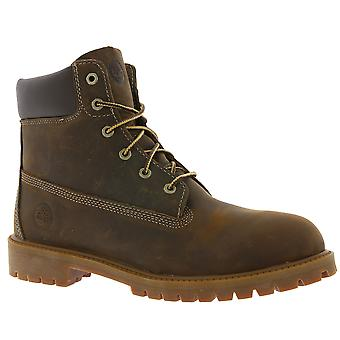 TIMBERLAND winter shoes children shoes Brown