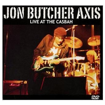 Axis, Jon Butcher - Live at the Casbah [DVD] USA import