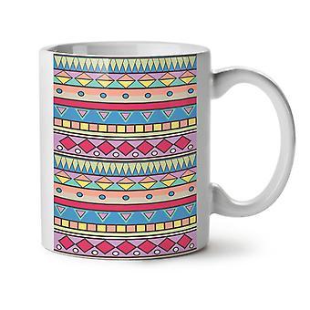 5b3b0755 Salg Striper mønstre nye hvit te kaffe keramiske krus 11 oz   Wellcoda