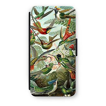iPhone 7 Flip Case - Haeckel Trochilidae