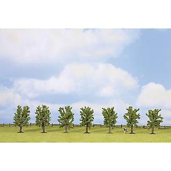 Tree set Broadleaf forest 80 up to 80 mm NOCH 250