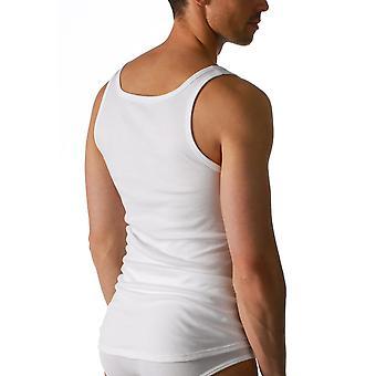 Mey 2800 Men's Noblesse White Pima Cotton Tank Vest Top