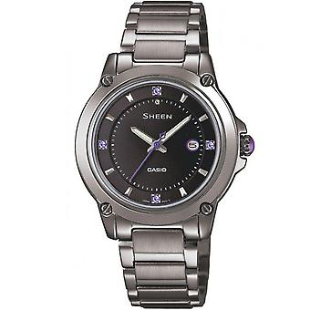 Casio Damenuhr Serie Sheen SHE-4507BD-1AER