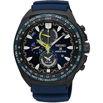 Seiko mens watch, ProspEx solar chronograph SSC571P1