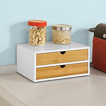 SoBuy Coffee Pod Capsule Storage Drawer,FRG180-WN