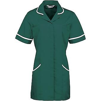 Tunique d'uniforme premier Womens/dames vitalité Healthcare polyester/coton